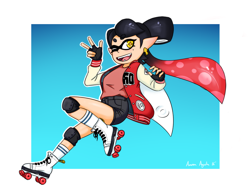 Splatoon: Callie by EvoraFlux
