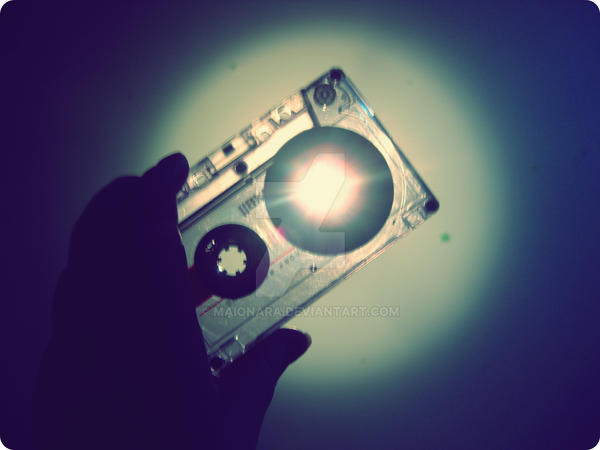 Casette tape is GOD by Maionara
