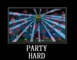 PARTY HARD by Doitsu1313