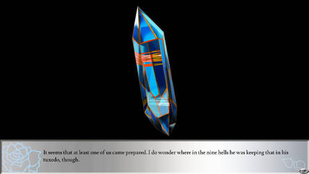 Fragment :A Broken Fairy Tale - Reflection Crystal