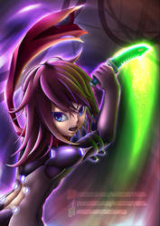 Dagger by CZomb