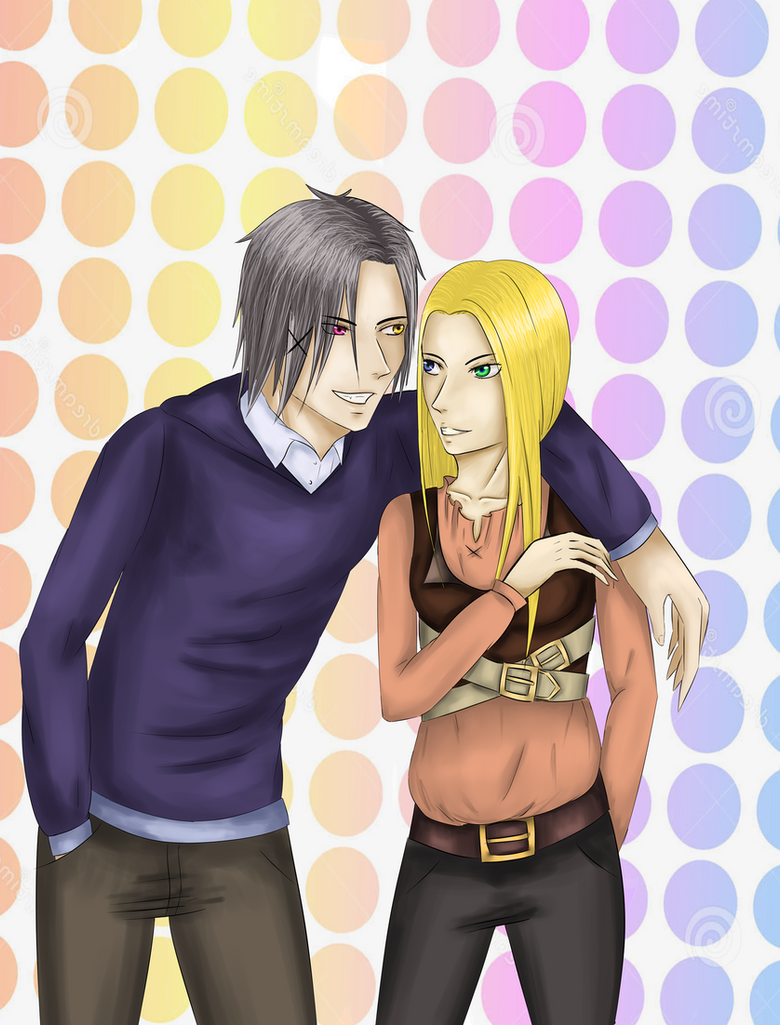 Taro and Ruta by Esyo