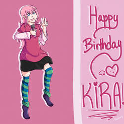 Happy Birthday, Kira!