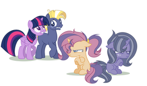 MLP They are fighting again!