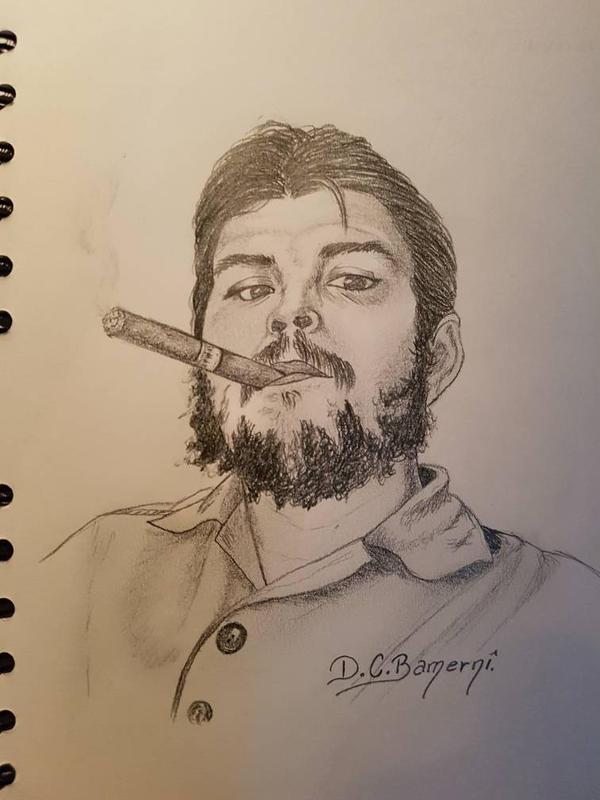 Che Guevara  by Dijwar