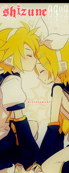Vocaloid Ren and Rin