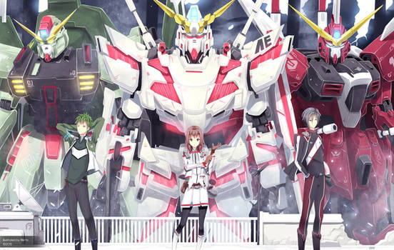 CM : Mobile Suit Gundam [Custom]