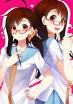 Nisekoi : My Teacher Can't be This Cute!