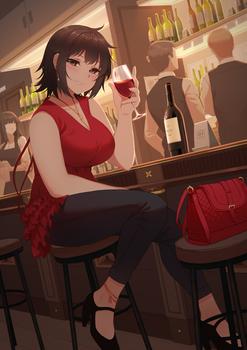 CM : Bar