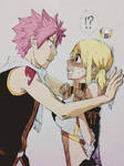 Natsu and Lucy 2