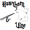 Hawthorn and Vine - icon by silviaelisa