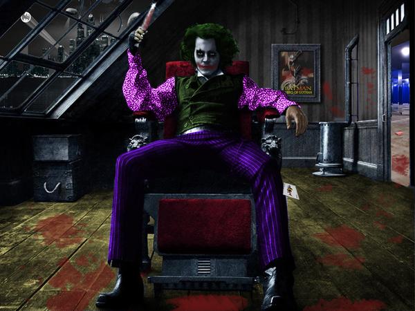 Johnny Depp Joker by theartman101 on DeviantArt