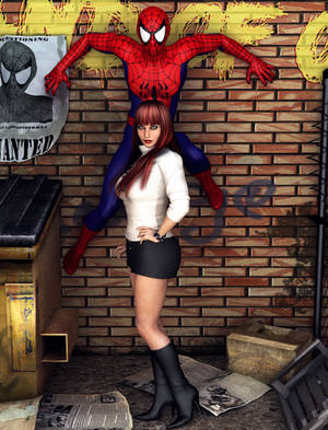 MJ... oh, and Spidey too