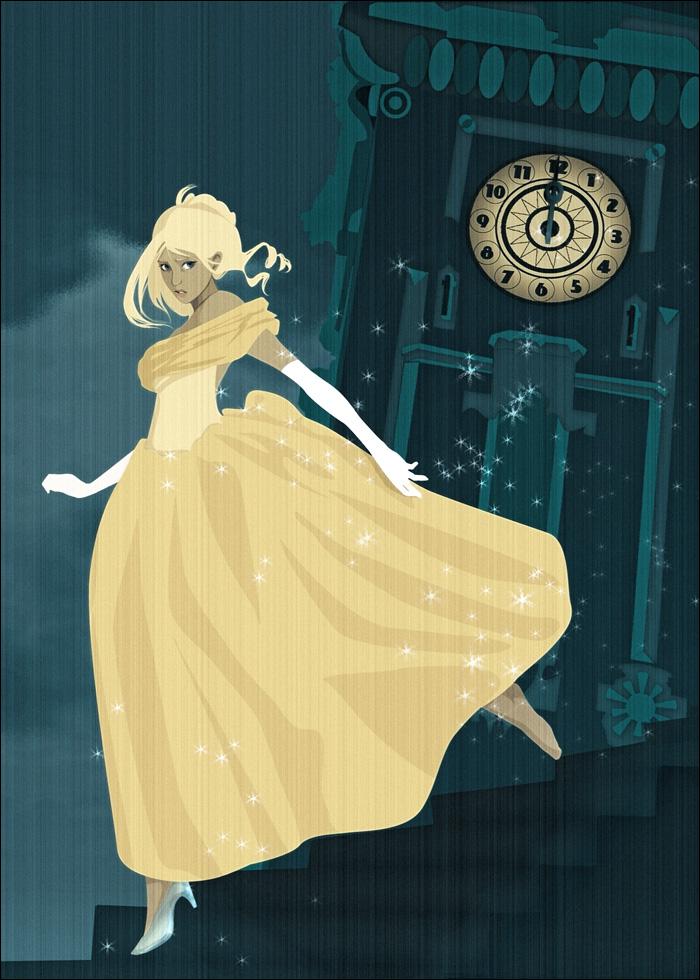 Cinderella by doven