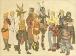 Final Fantasy Line-up