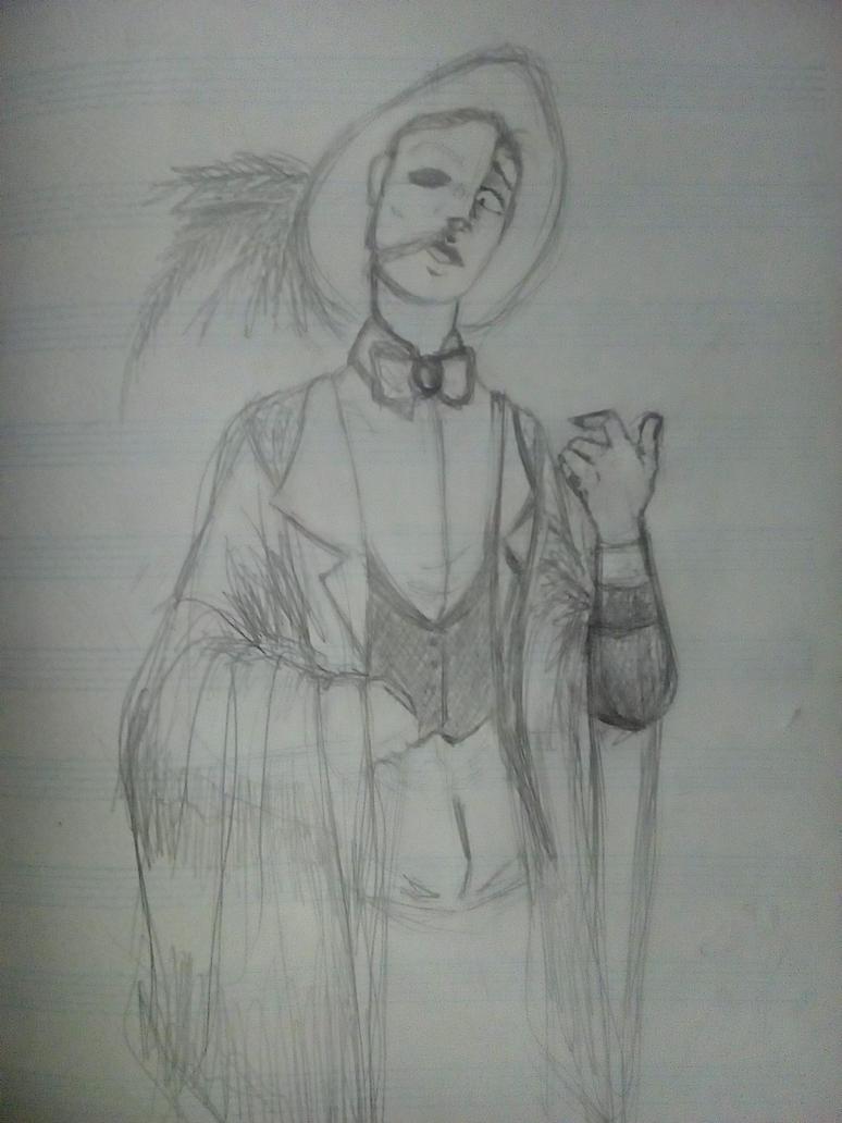 The Phantom Of the Opera by ErichMunzer