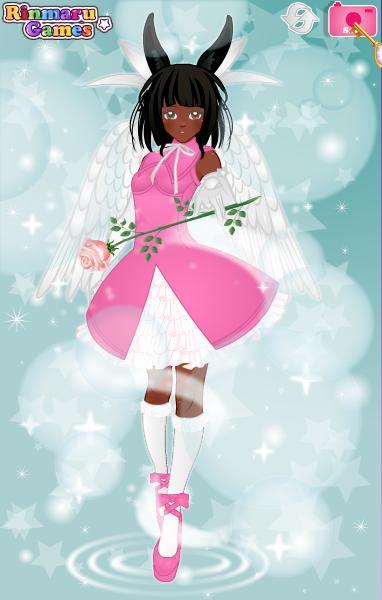 Daisy Magic Bunny from Heaven by MKUSecondGeneration2