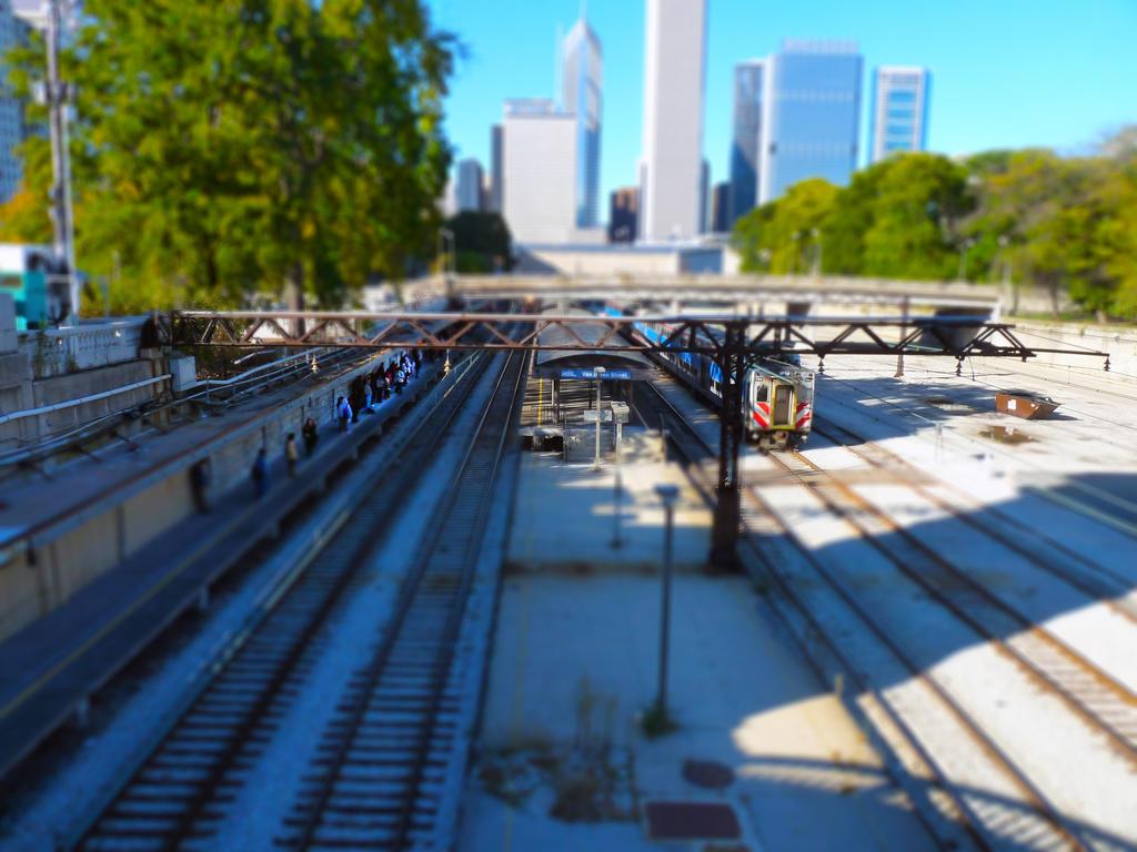 Model of Chicago? by zantaff
