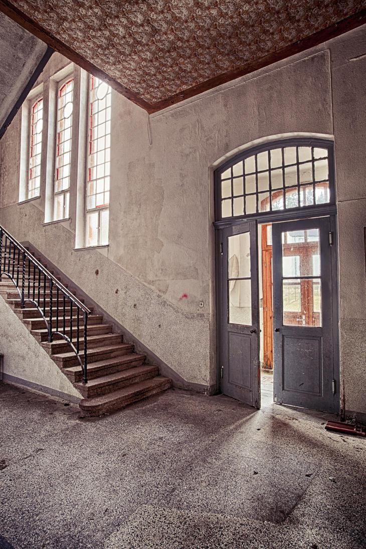 Entrance. by RAGEkay