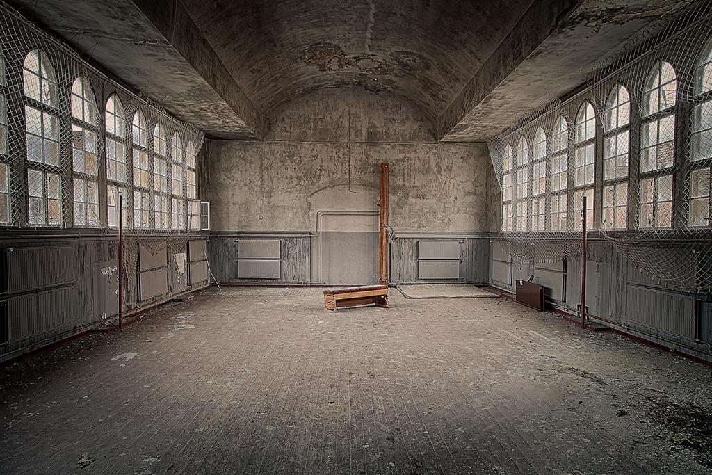 Chapel of Sports. by RAGEkay