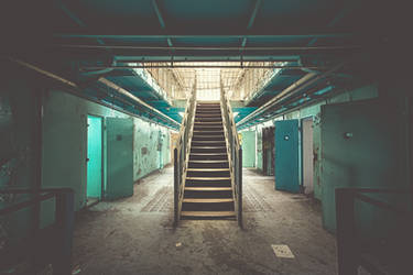 Lost Prison. by ragekay