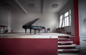 Lost Piano. by ragekay