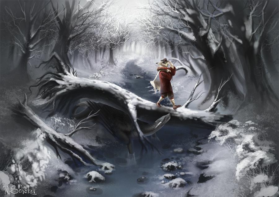Stalking by GaiasAngel