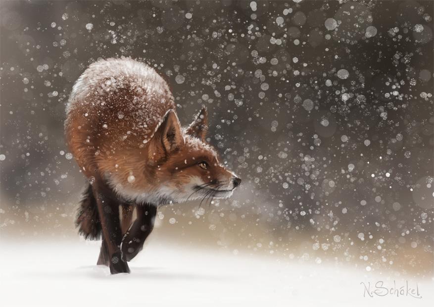 Cold Days by GaiasAngel