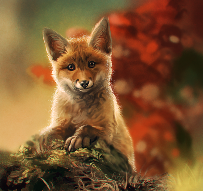 curious_fox_speedpaint_by_gaiasangel-d86