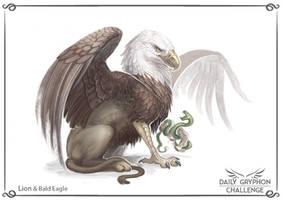 Gryphon Challenge 01 : Lion and Eagle