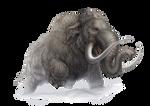 Aventuria Bestiary - Mammoth