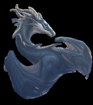 West wind dragon