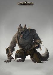 Werewolf by Pechschwinge