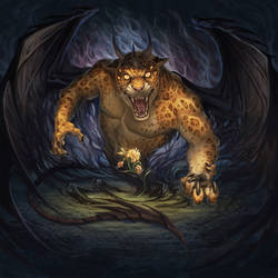 Demon of Night by Pechschwinge