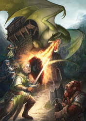 Das Geheimnis des Drachenritters