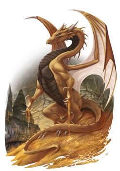 A dragons hoard