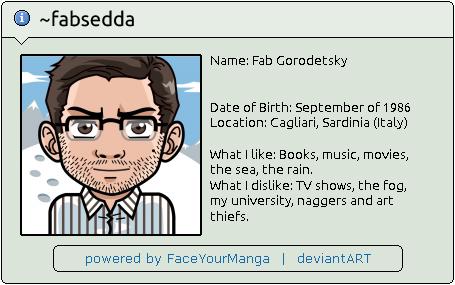 fabsedda's Profile Picture