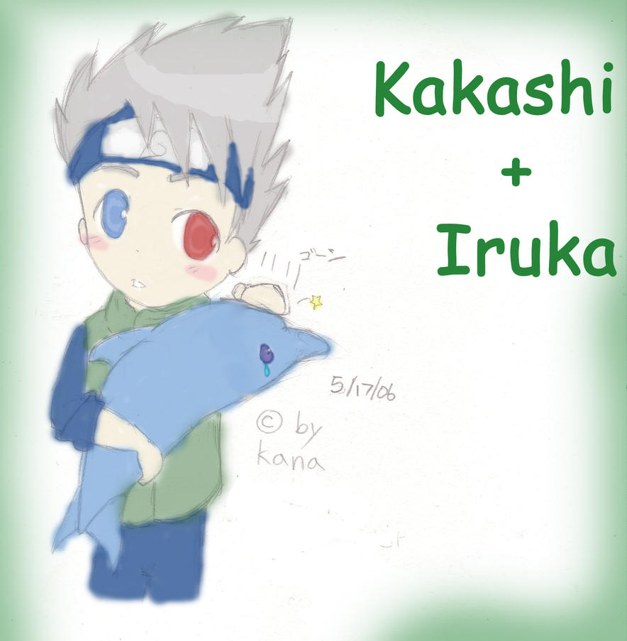 The gallery for --> Kakashi And Iruka Lemon