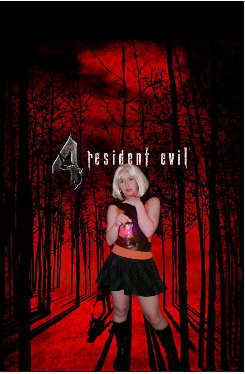 Resident Evil 4 by GreenElfie