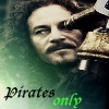 Pirates only by MrsSkinner