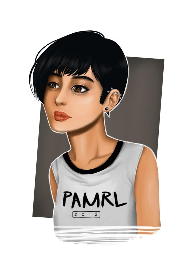 Grey by pamrl