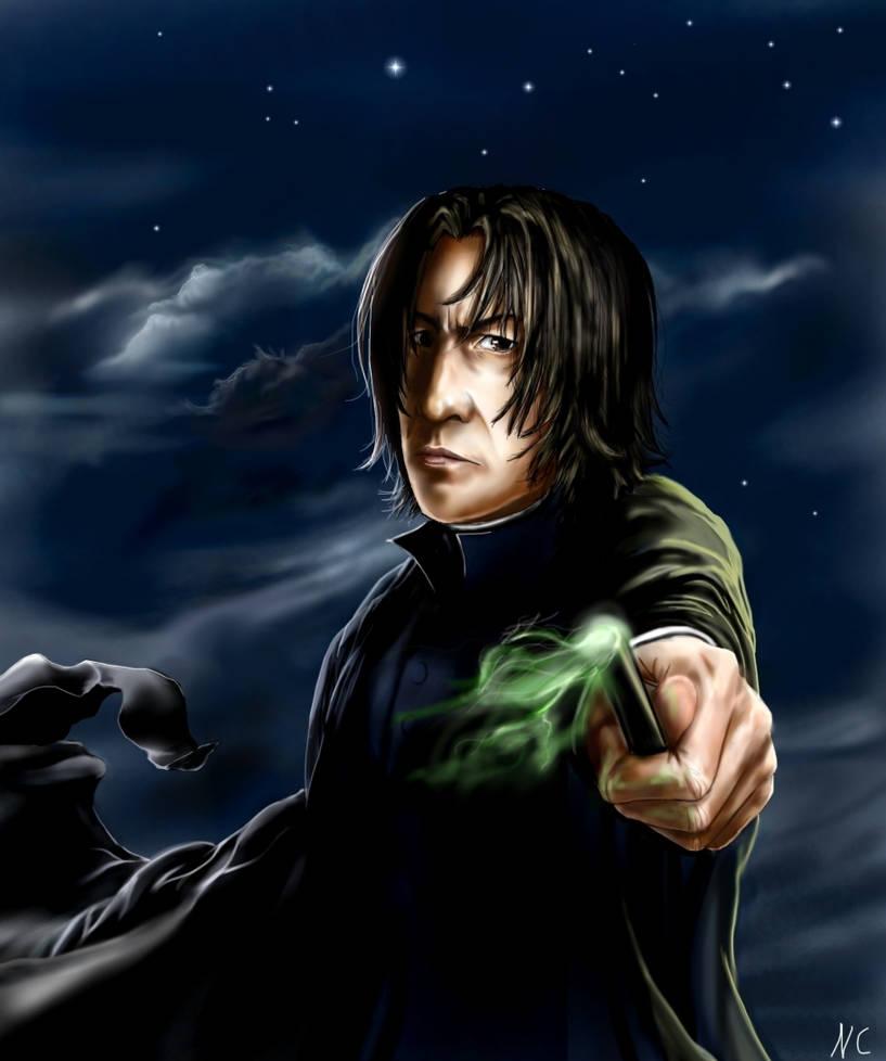 The last person Dumbledore saw by neysha-sheyla