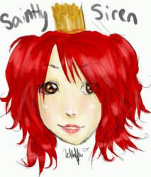 Quick one - Saintly Siren