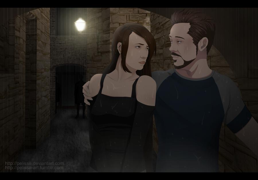CM:: Tony and Olivia by Pelissa