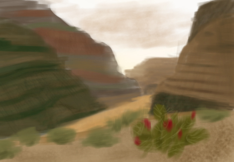 Grand Canyon by ScathVelhacos