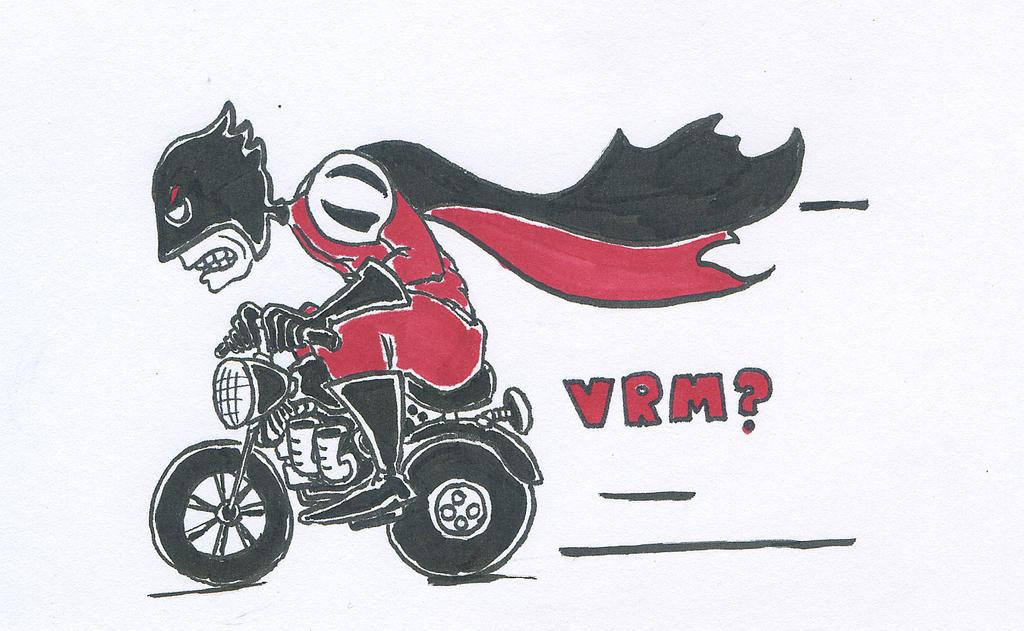 VRM? by 19cartwheels