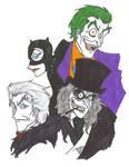 Gotham's Demons