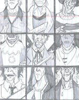 Icons of Horror by Rinkusu001