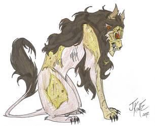 Disney Villain Lions: Horned King by Rinkusu001