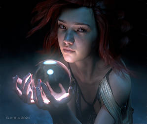 Crystal by perilzof